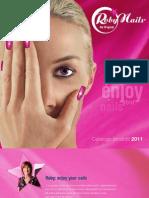 Catalogo Prodotti Ricostruzione Unghie RobyNails® 2011