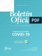 Normas COVID-19 20210810