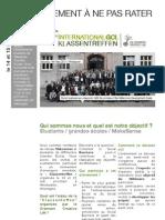 Klassentreffen - french business school