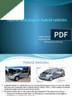 Hybrid and plug-in hybrid vehicles