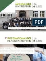 Invitation to the 3rd International Klassentreffen