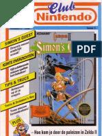 Club Nintendo Magazine No.3 (Volume 2)