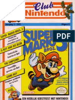 Club Nintendo Magazine No.6 (Volume 3)