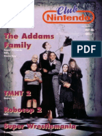 Club Nintendo Magazine No.5 (Volume 4)