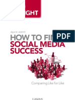 How to find Social Media success - Havas Digital