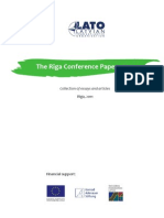The Riga Conference Papers 2011