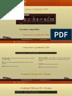 Gradienti CSS3