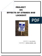 strikes-project