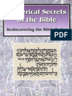 Numerical Secrets of the Bible - Rediscovering the Bible Codes