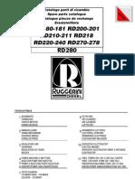 Ruggerini RD180-280