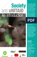 Civil Society and UNITAID: An introduction