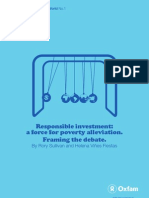 Responsible Investment