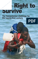 The Right to Survive: The humanitarian challenge for the twenty-first century