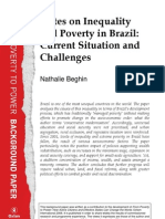 Notes on Inequality and Poverty in Brazil