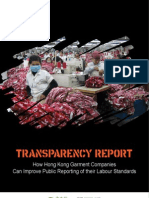 Transparency Report
