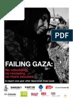 Failing Gaza