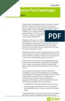 Climate Finance Post-Copenhagen: The $100bn questions