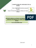 Rapport-annuel-du-PPAAO-Benin-au-31-Decembre-2016