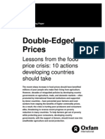 Double-Edged Prices