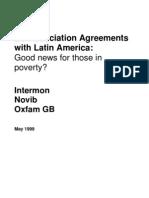 EU Association Agreements with Latin America