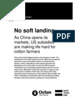 No Soft Landing