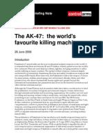The AK47