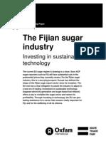 The Fijian Sugar Industry