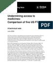Undermining Access to Medicines