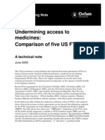Undermining Access to Medicines