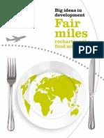 Fair Food Miles