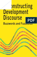 Deconstructing Development Discourse: Buzzwords and Fuzzwords