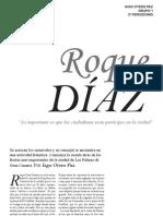 Entrevista Roque Díaz