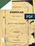 Fábulas de Eugenio de Hartzenbusch