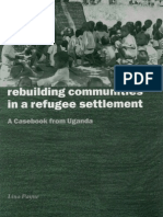 Rebuilding Communities in a Refugee Settlement