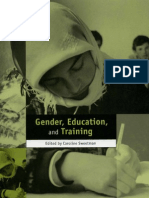 Gender, Education, and Training