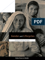 Gender and Lifecycles