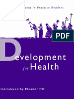 Development for Health