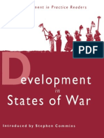 Development in States of War