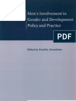Men's Involvement in Gender and Development Policy and Practice