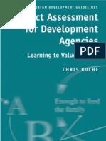 Impact Assessment for Development Agencies