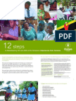 12 Steps to Mainstreaming HIV and AIDS at the Workplace