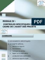 Audit Des Projets Module 4
