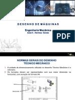 Desenho de Maquinas - Aula II -UFTM - Alunos