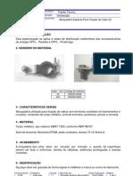 CPFL - Abraçadeira de Fixação de cabos