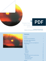 Up in Smoke? Threats from and responses to the impact of global warming on human development