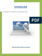 Manual Excel Inicial