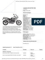 Teile & Daten_ CAGIVA NAVIGATOR 1000 _ Louis Motorrad & Freizeit