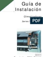 Aire Acondicionado. Guía de instalación doméstico