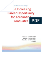 AC113 – Introduction to Accounting I