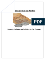 Indian Financial System project---